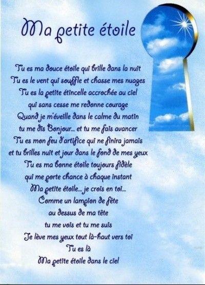 Poeme Offert Par Marie