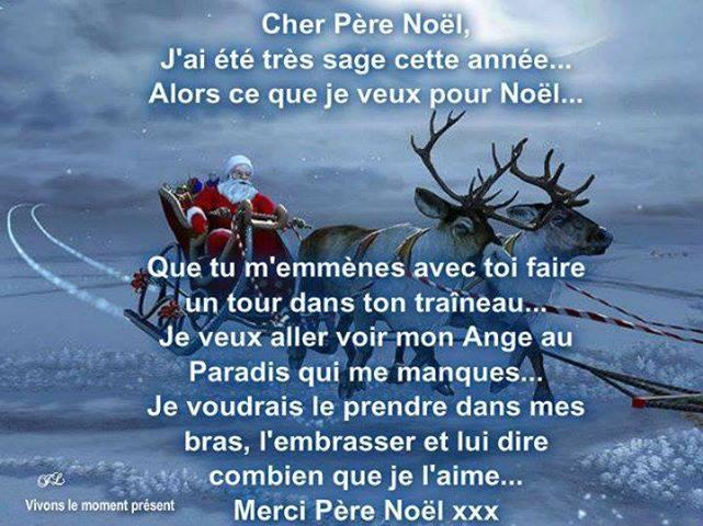 Ma Lettre Au Pere Noel